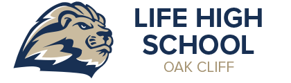 Life High School Oak Cliff Logo