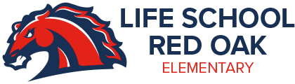 Life School Red Oak Logo