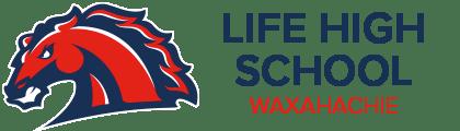 Logotipo de Life Waxahachie High Schools