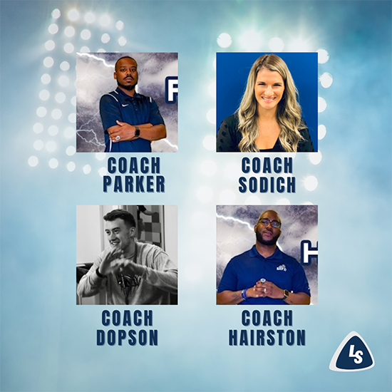 coaches of the month