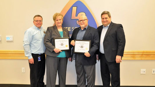 Life School of Dallas Honors Founders