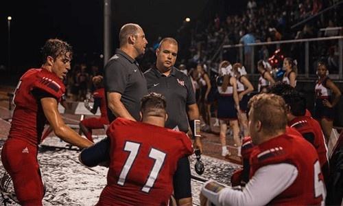 Life High School Waxahachie New Football Coach