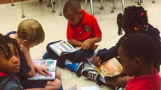 Life School Red Oak Elementary Kids