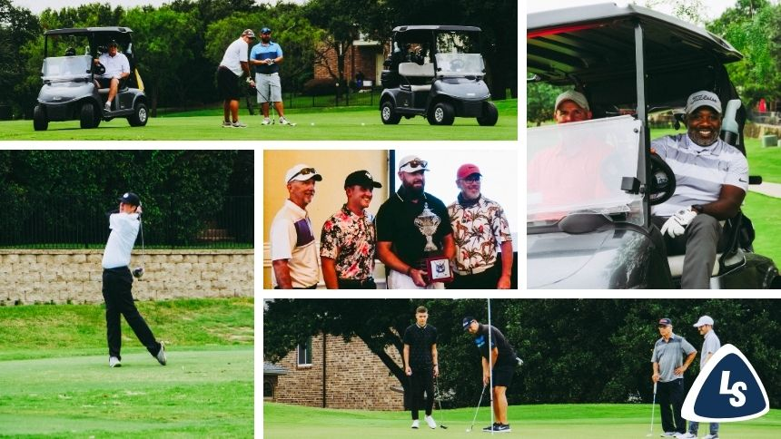 Golf Tourney Raises Over $10k