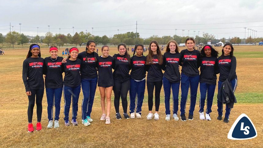 Making School History at State, Williams Leads Lady Mustangs XC Team