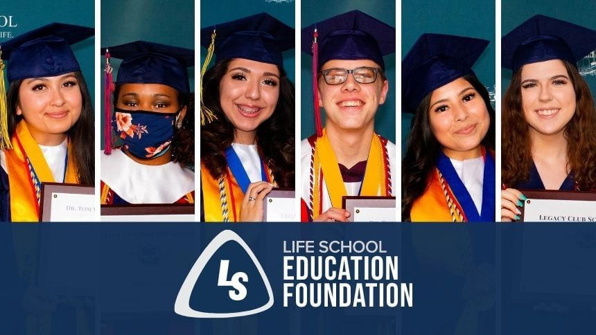 Life School of Dallas Partners Raise Scholarships