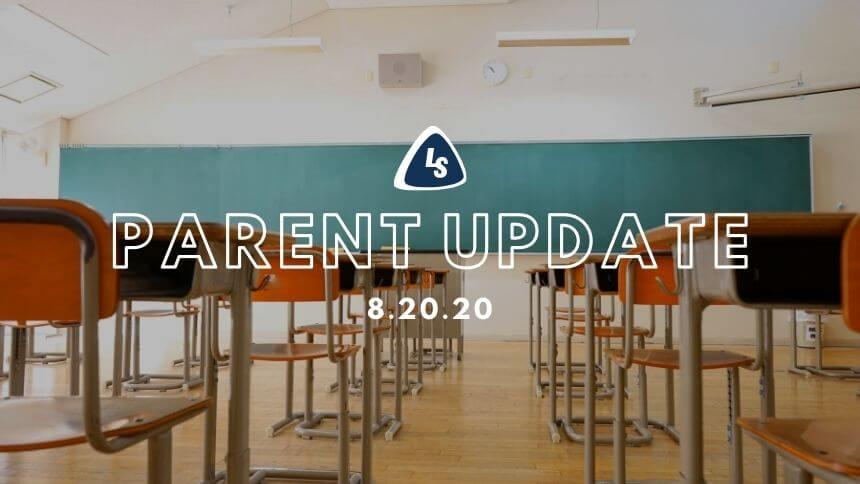 Life School of Dallas Parent Update
