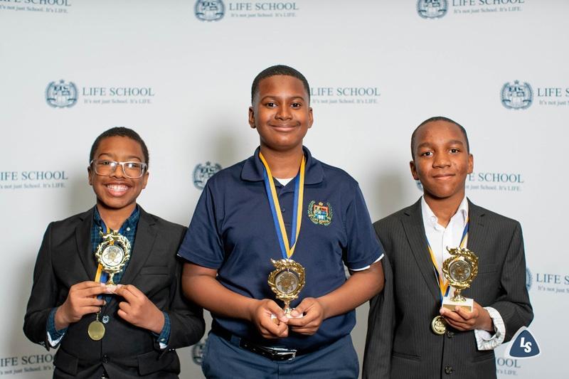 Science Fair Awards 2